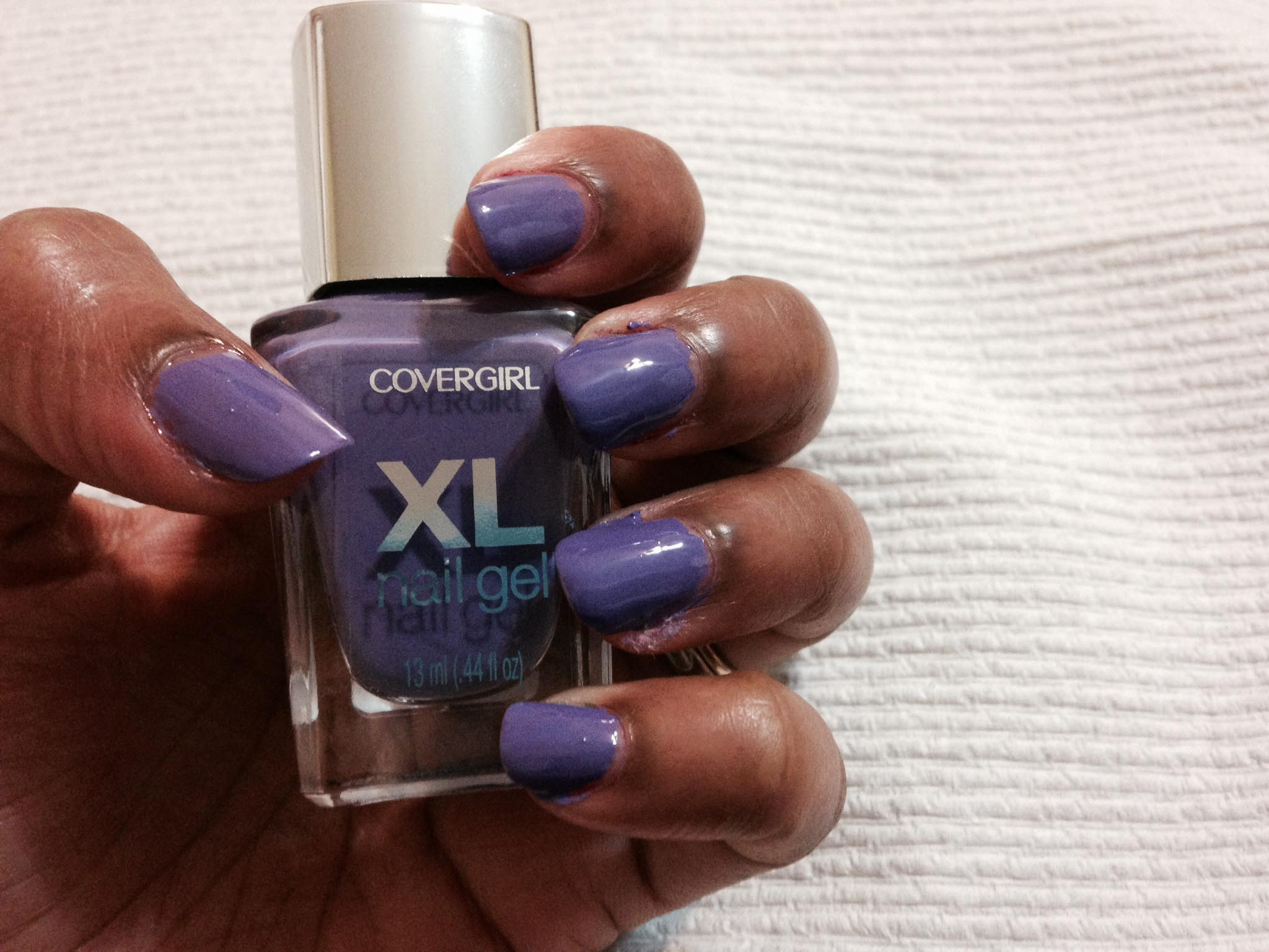 covergirl xl nail lacquer