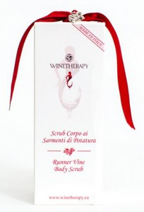 Winetherapy Body Scrub