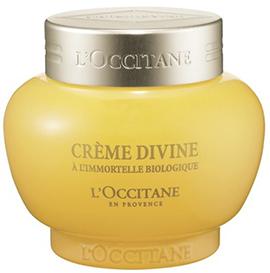 Divine Creme: (Credit: L'occitane)
