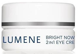 Bright Now Visible Repair 2 In 1 Eye Cream & Concealer (Credit: Lumene)