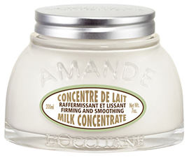 Almond Milk Concentrate (Credit: L'occitane)