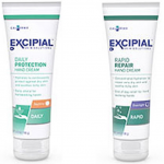 EXCIPIAL WAGES WAR ON DRY SKIN