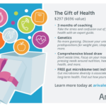 SPONSORED: GIVE THE GIFT OF DATA DRIVEN HEALTH COACHING FROM ARIVALE