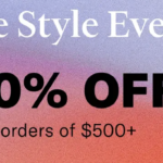 SPONSORED – CHECK OUT THE SHOPBOP STYLE EVENT